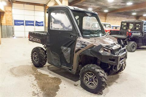 2017 Polaris Ranger XP 1000 EPS in Valentine, Nebraska - Photo 4