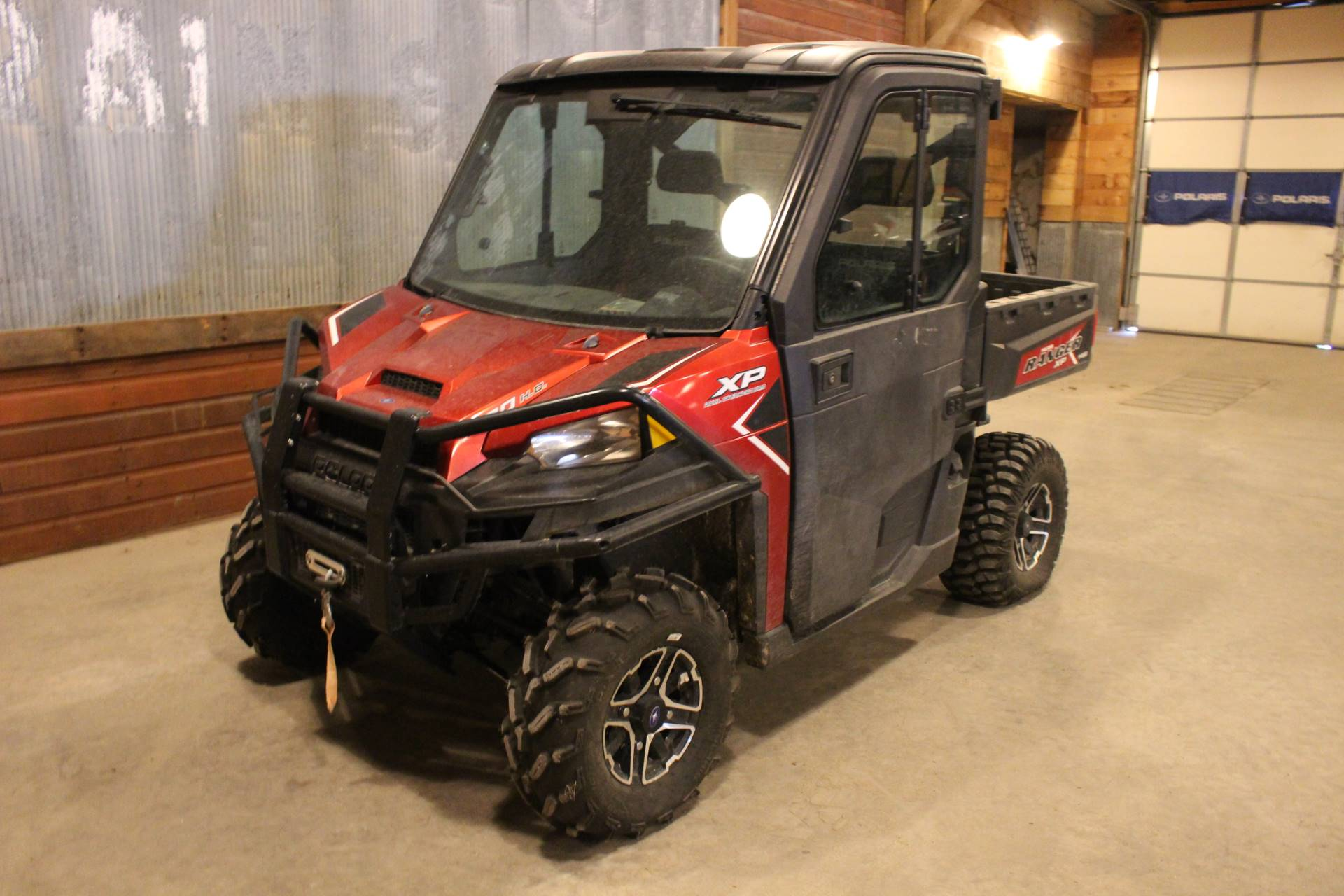 2016 Polaris Ranger XP 900 EPS in Valentine, Nebraska - Photo 2