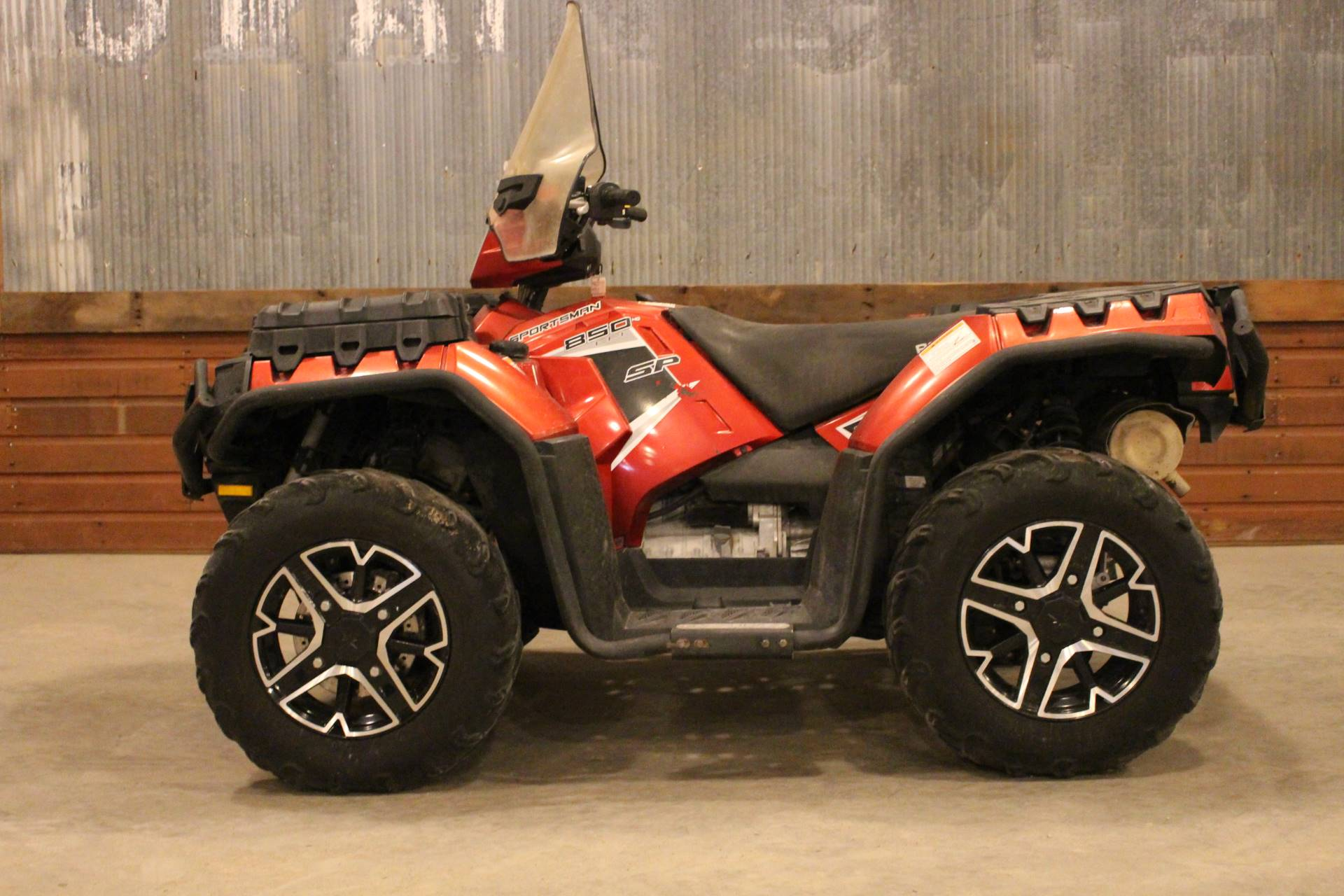 2016 Polaris Sportsman 850 SP 1