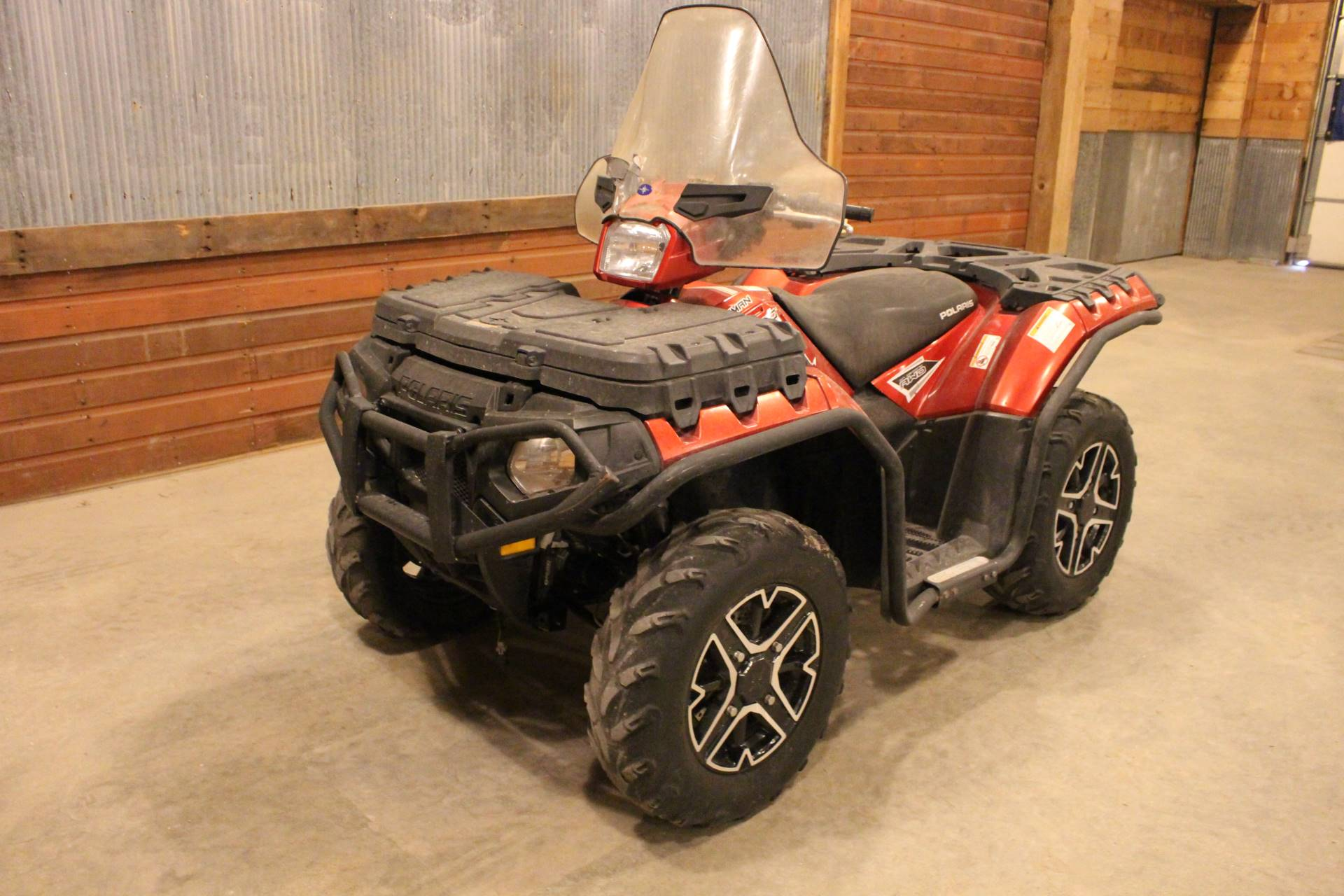 2016 Polaris Sportsman 850 SP 2