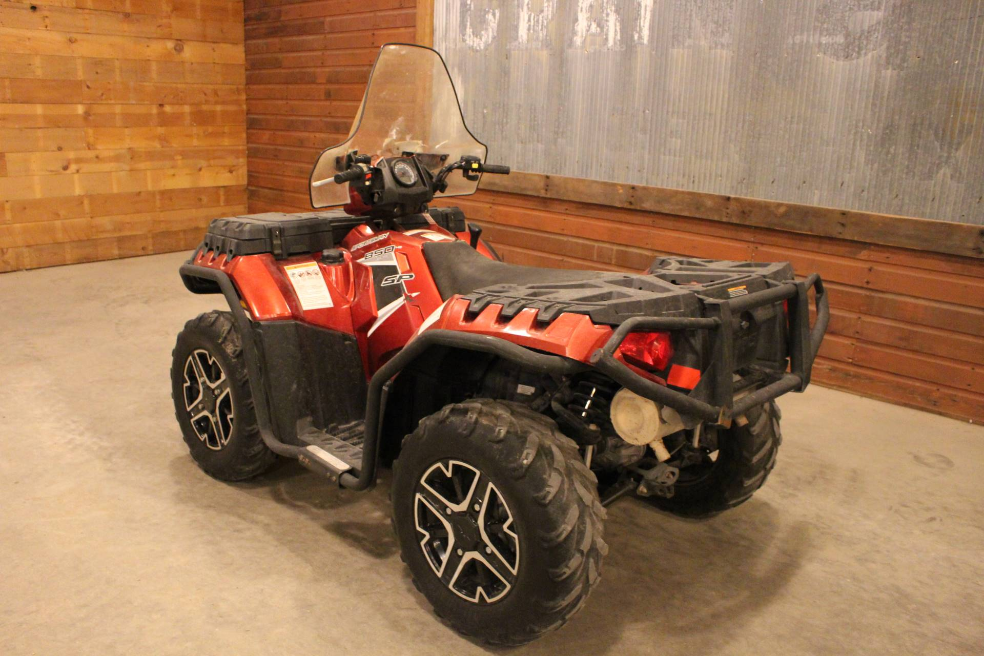 2016 Polaris Sportsman 850 SP 3