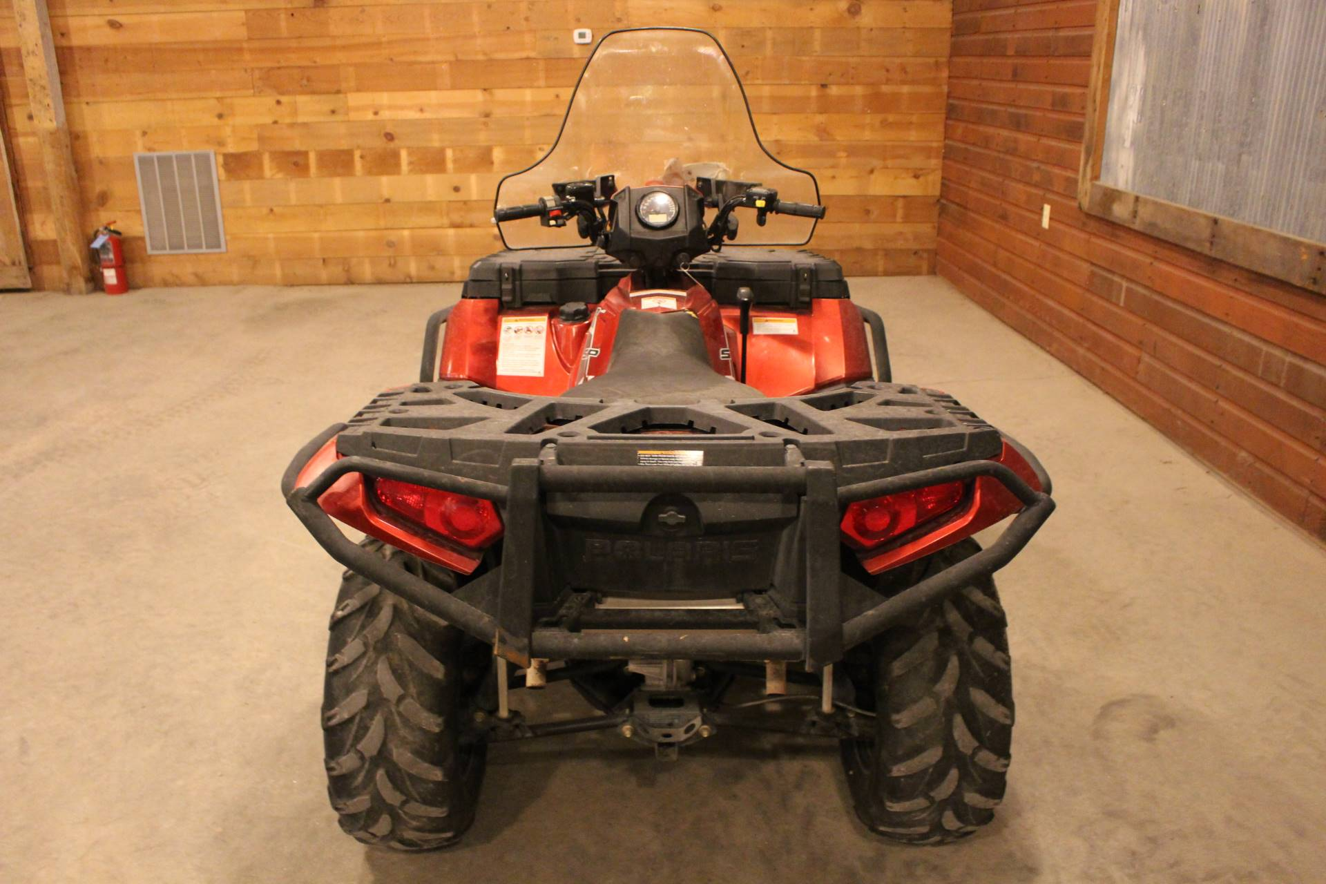 2016 Polaris Sportsman 850 SP 4