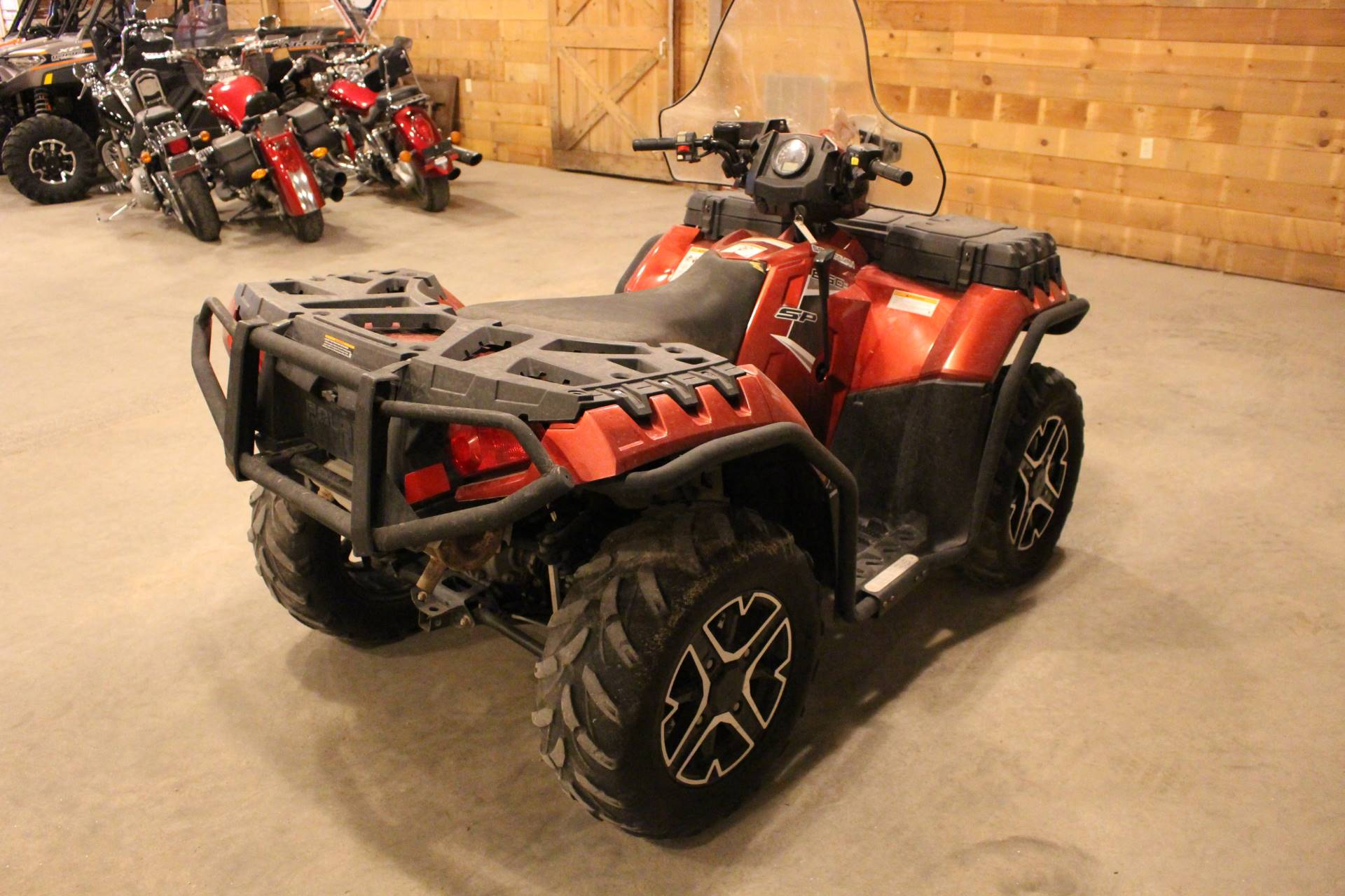 2016 Polaris Sportsman 850 SP 5