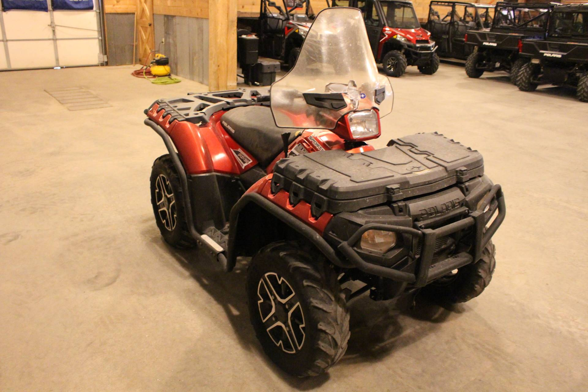2016 Polaris Sportsman 850 SP 6