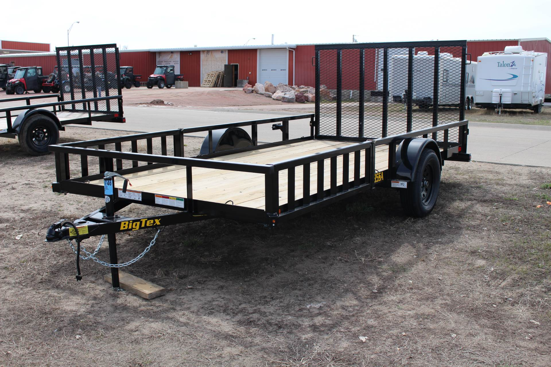 2019 Big Tex Trailers 14' Single Axle in Valentine, Nebraska - Photo 1