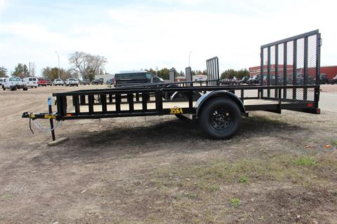 2019 Big Tex Trailers 14' Single Axle in Valentine, Nebraska - Photo 3