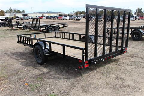 2019 Big Tex Trailers 14' Single Axle in Valentine, Nebraska - Photo 5