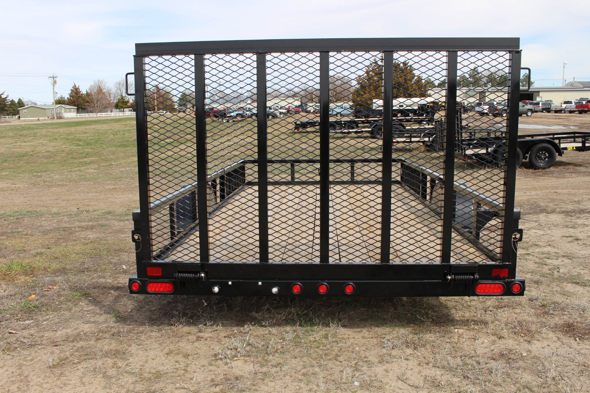 2019 Big Tex Trailers 14' Single Axle in Valentine, Nebraska - Photo 6