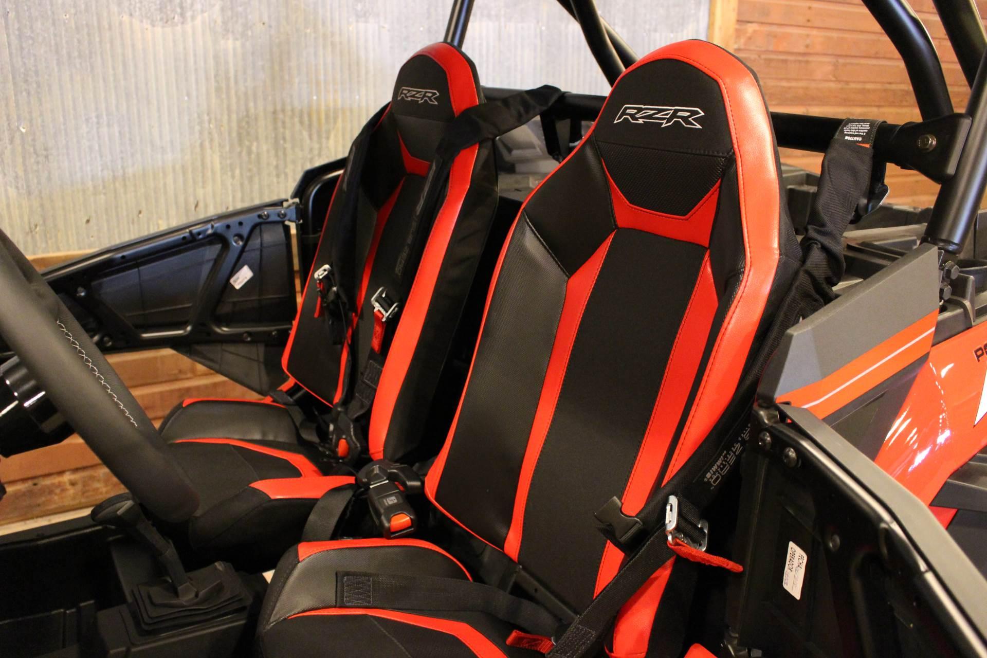 2018 Polaris RZR XP Turbo S 8