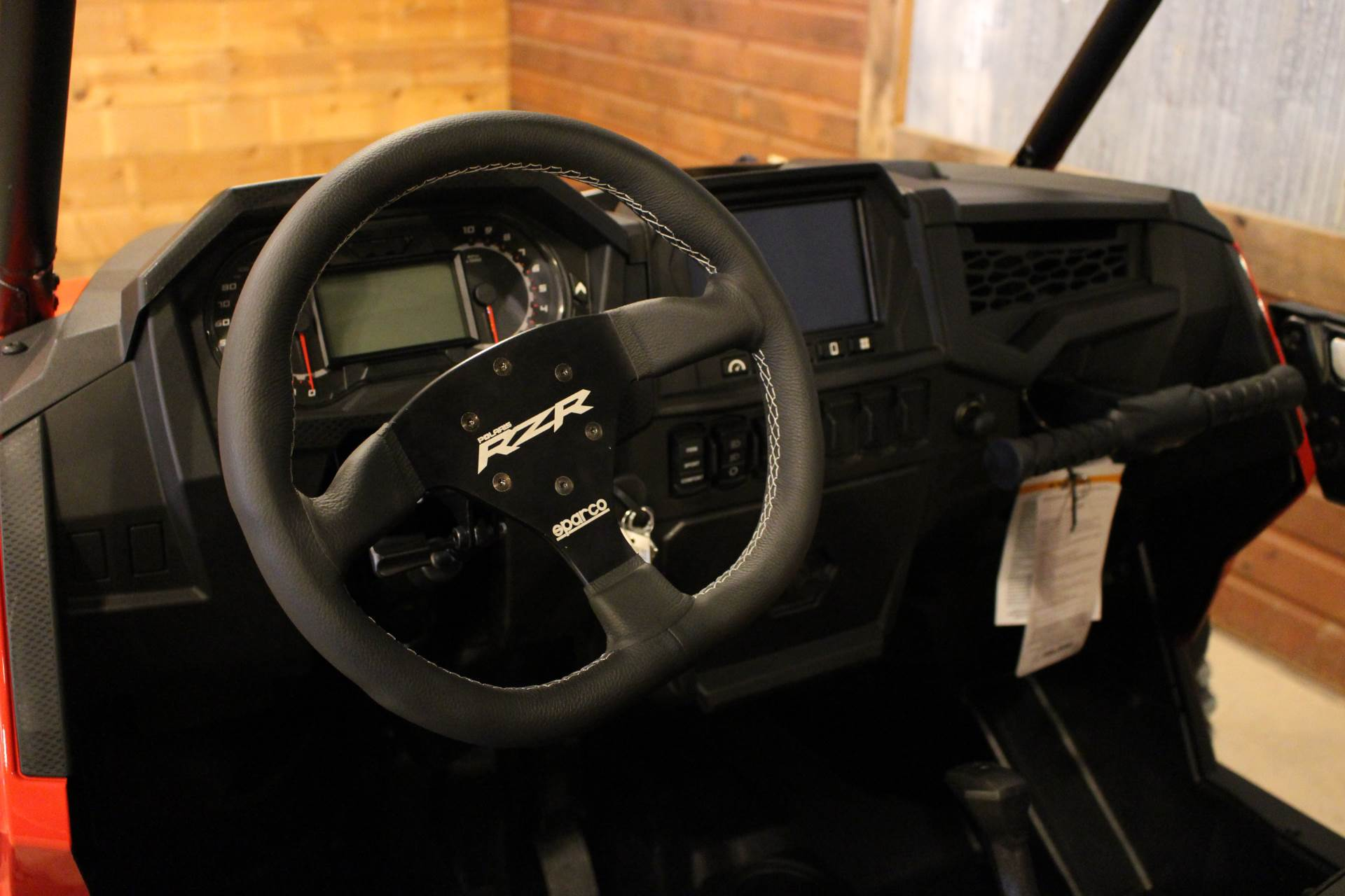 2018 Polaris RZR XP Turbo S 9