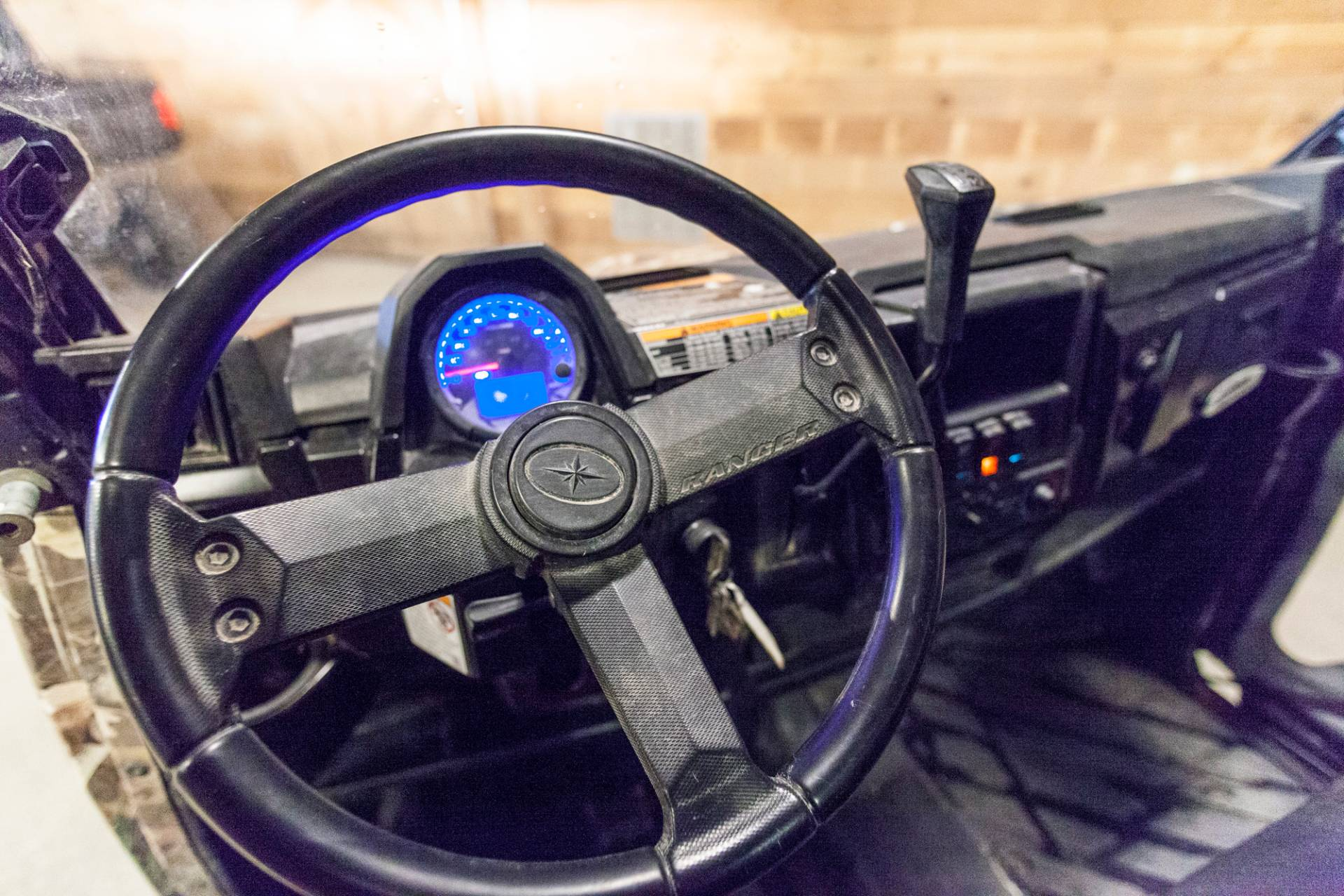 2016 Polaris Ranger XP 900 EPS Hunter Deluxe Edition in Valentine, Nebraska - Photo 10