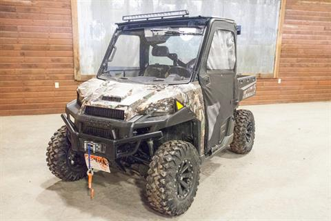2016 Polaris Ranger XP 900 EPS Hunter Deluxe Edition in Valentine, Nebraska - Photo 2