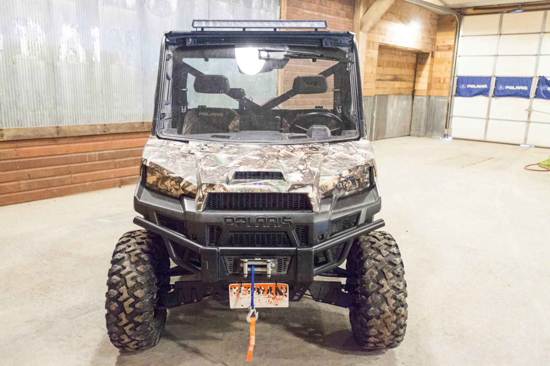 2016 Polaris Ranger XP 900 EPS Hunter Deluxe Edition in Valentine, Nebraska - Photo 3