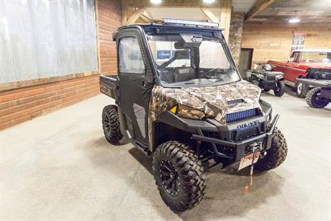 2016 Polaris Ranger XP 900 EPS Hunter Deluxe Edition in Valentine, Nebraska - Photo 4