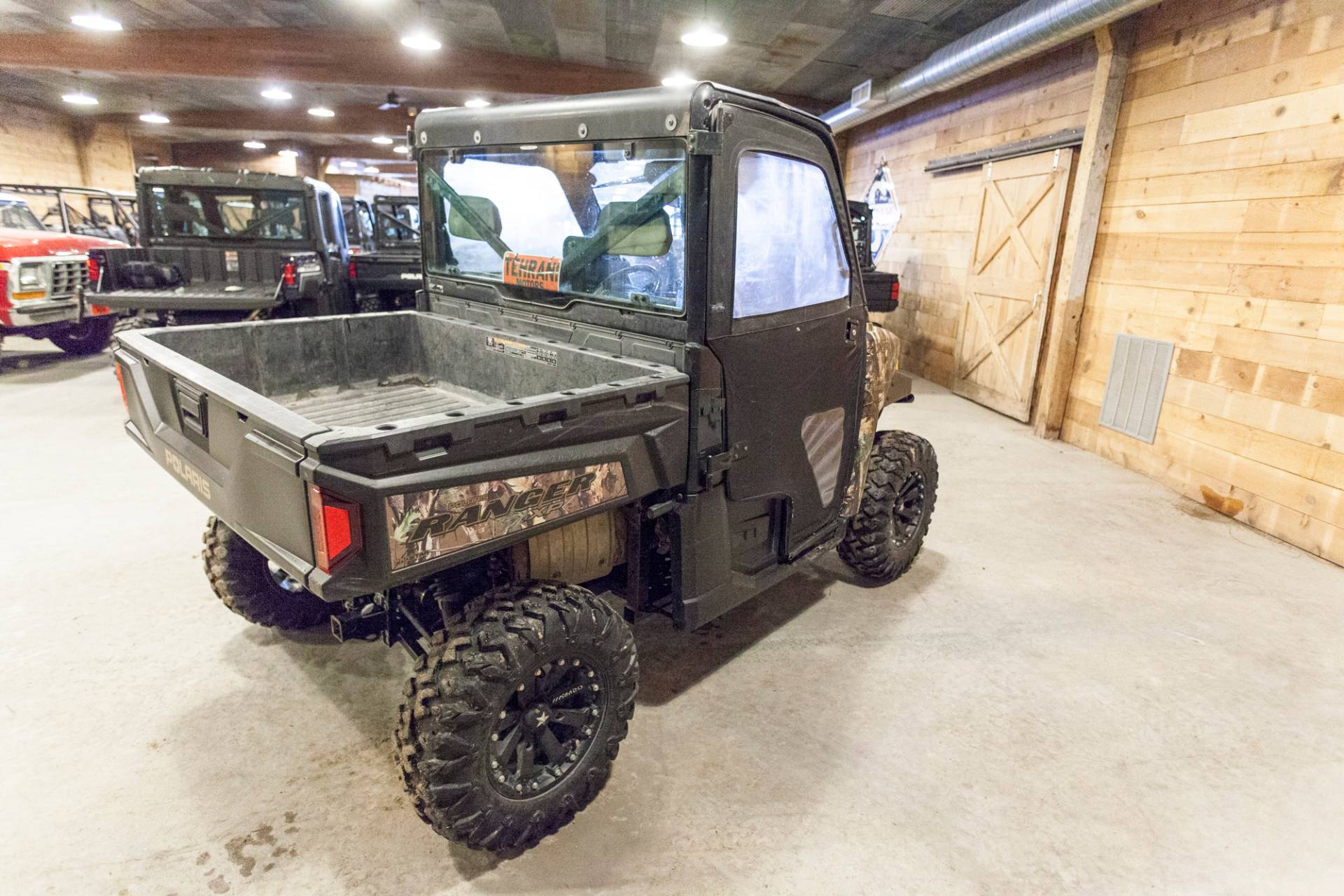 2016 Polaris Ranger XP 900 EPS Hunter Deluxe Edition in Valentine, Nebraska - Photo 6