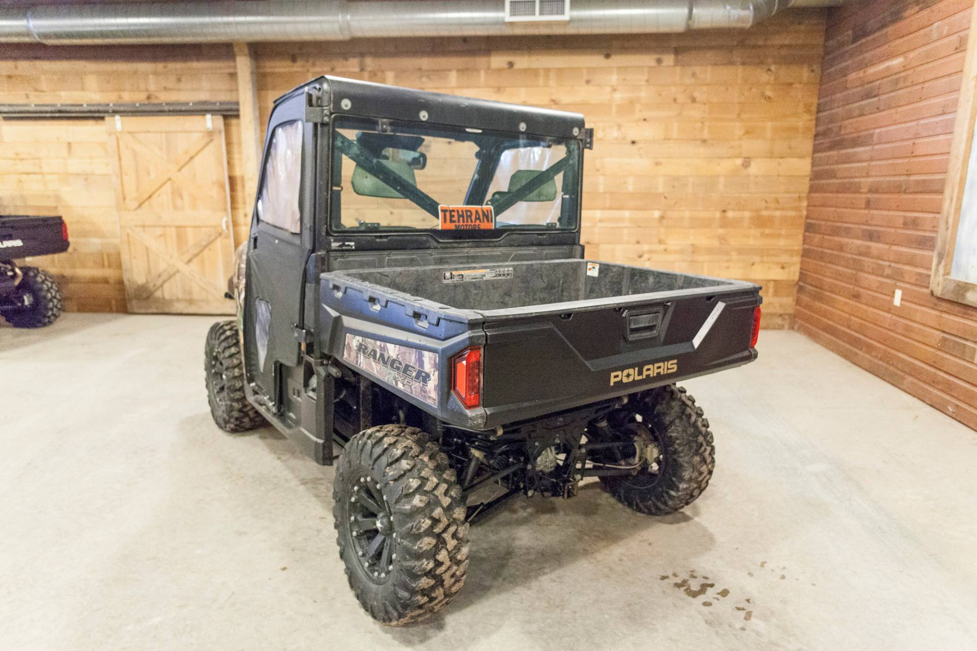 2016 Polaris Ranger XP 900 EPS Hunter Deluxe Edition in Valentine, Nebraska - Photo 8