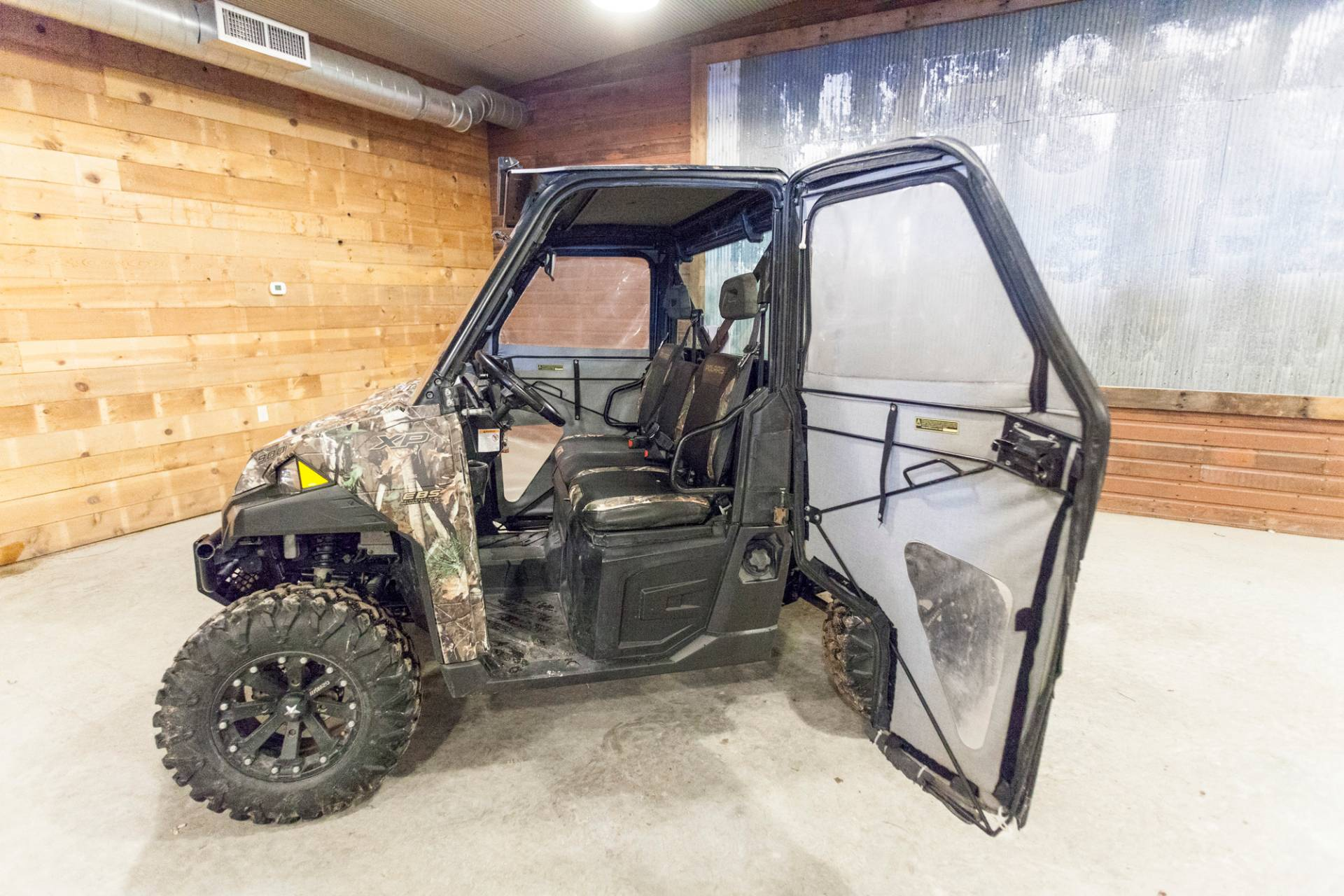2016 Polaris Ranger XP 900 EPS Hunter Deluxe Edition in Valentine, Nebraska - Photo 9