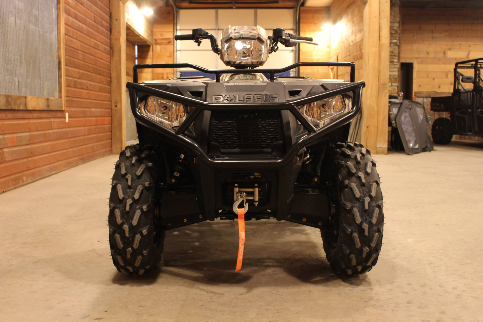 2018 Polaris Sportsman 570 SP Hunter Edition in Valentine, Nebraska - Photo 2