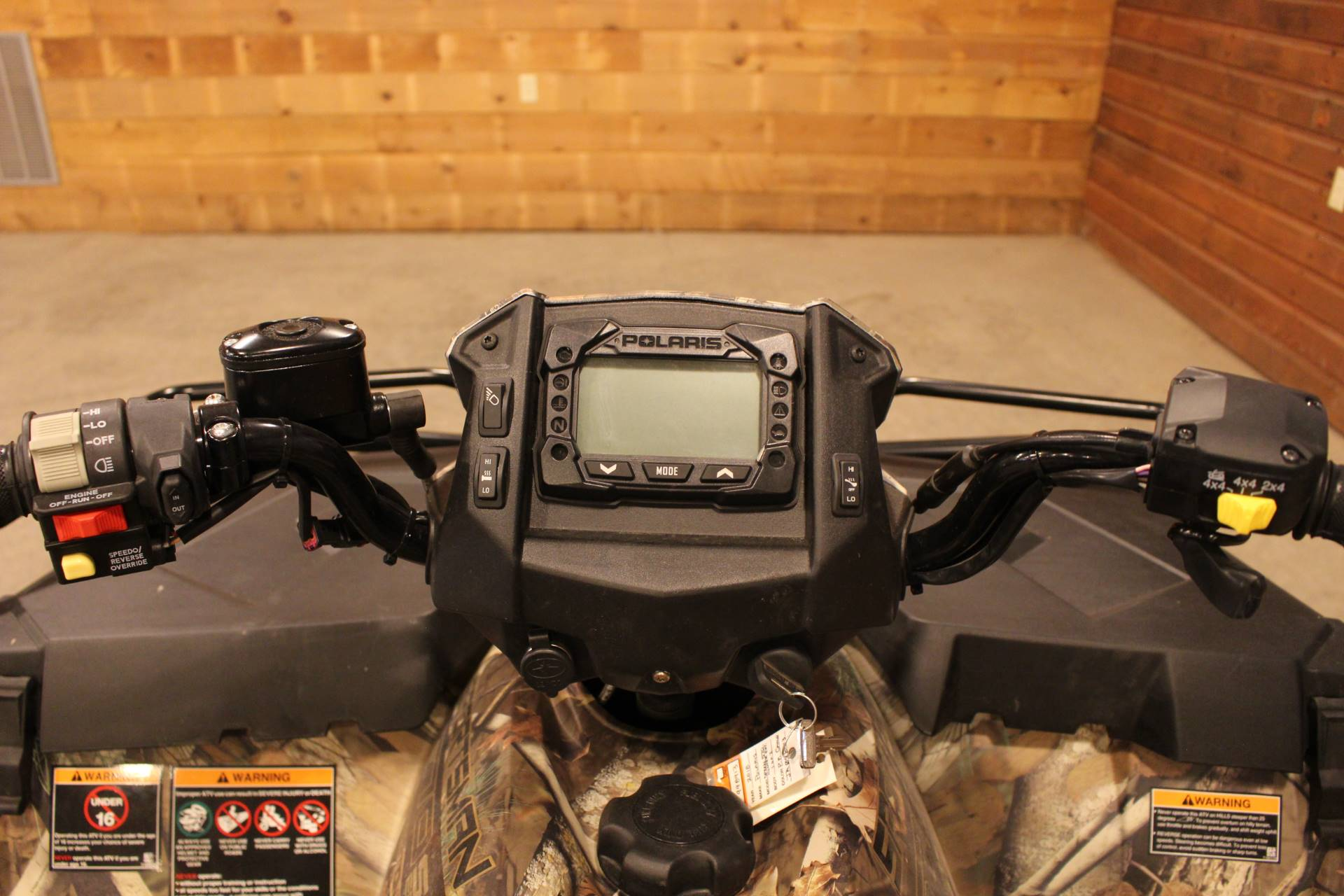 2018 Polaris Sportsman 570 SP Hunter Edition in Valentine, Nebraska - Photo 7