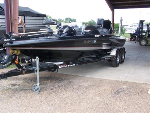 2009 Triton 19X3 PRO in Mount Pleasant, Texas