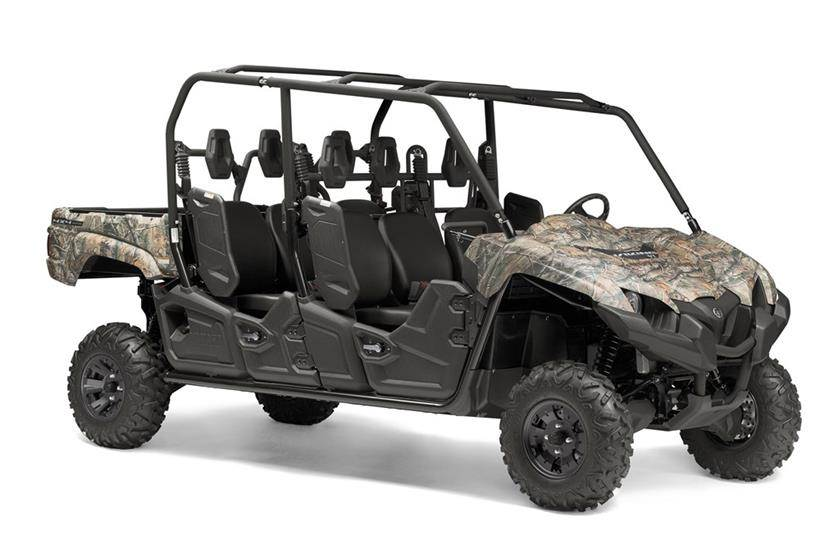 2018 Yamaha VIKING VI EPS HUNTER in Mount Pleasant, Texas