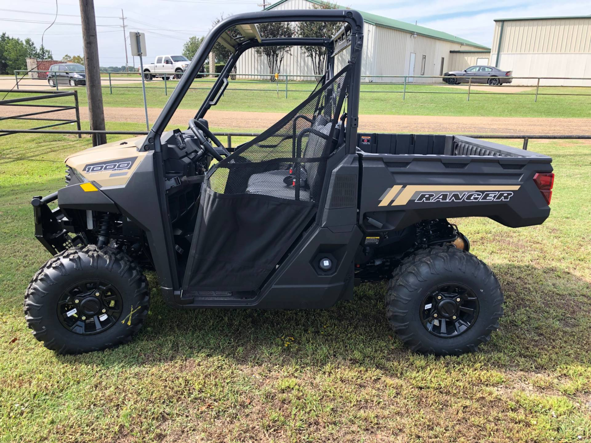 2020 Polaris Ranger 1000 Premium in Mount Pleasant, Texas - Photo 2