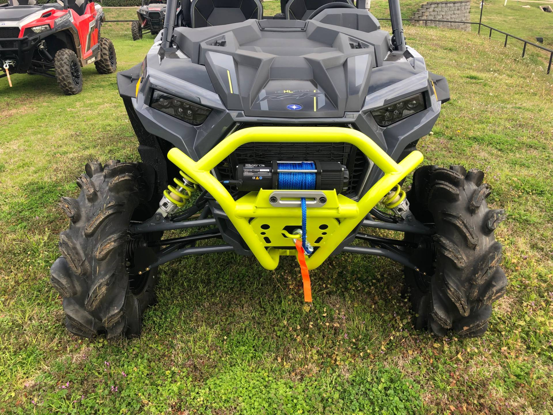 2020 Polaris RZR XP 1000 High Lifter in Mount Pleasant, Texas - Photo 3