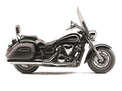 2014 Yamaha V Star 1300 Tourer in Mount Pleasant, Texas