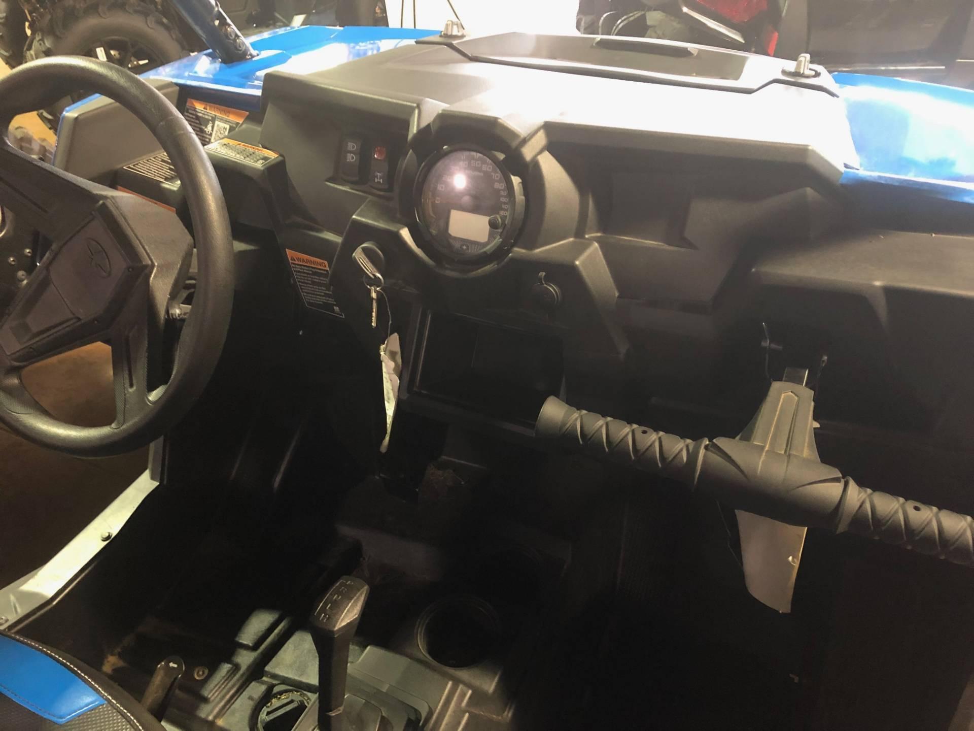 2017 Polaris RZR S 900 EPS in Mount Pleasant, Texas