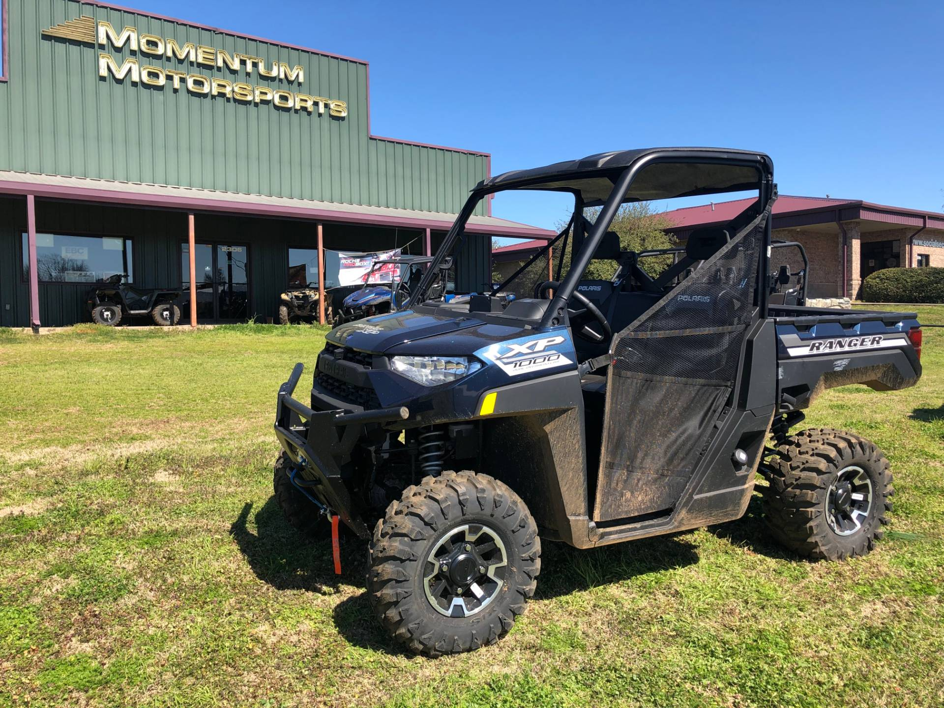 2020 Polaris RANGER XP 1000 Premium + Ride Command Package in Mount Pleasant, Texas - Photo 1