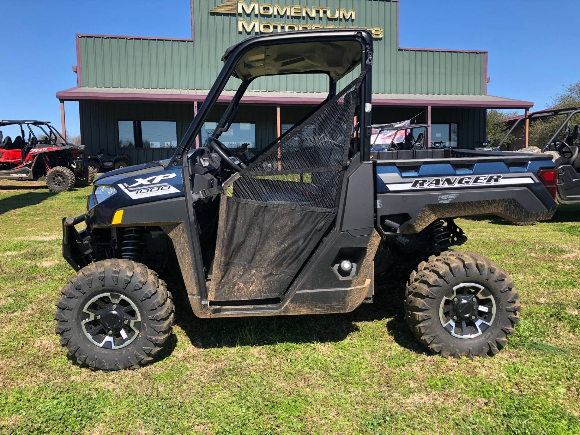 2020 Polaris RANGER XP 1000 Premium + Ride Command Package in Mount Pleasant, Texas - Photo 3