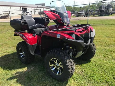 2016 Yamaha Grizzly 700 LE in Mount Pleasant, Texas