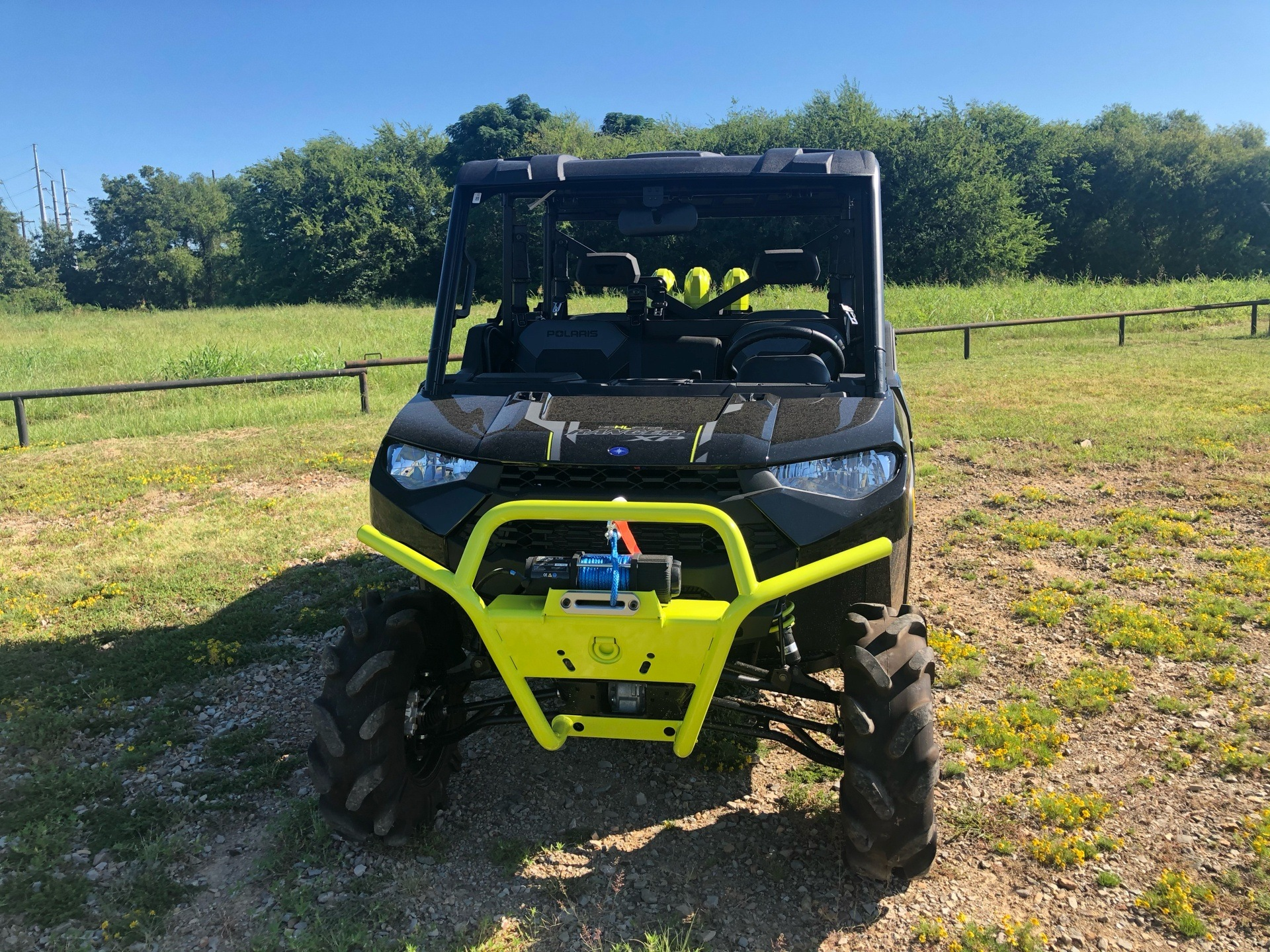 2020 Polaris Ranger Crew XP 1000 High Lifter Edition in Mount Pleasant, Texas - Photo 3