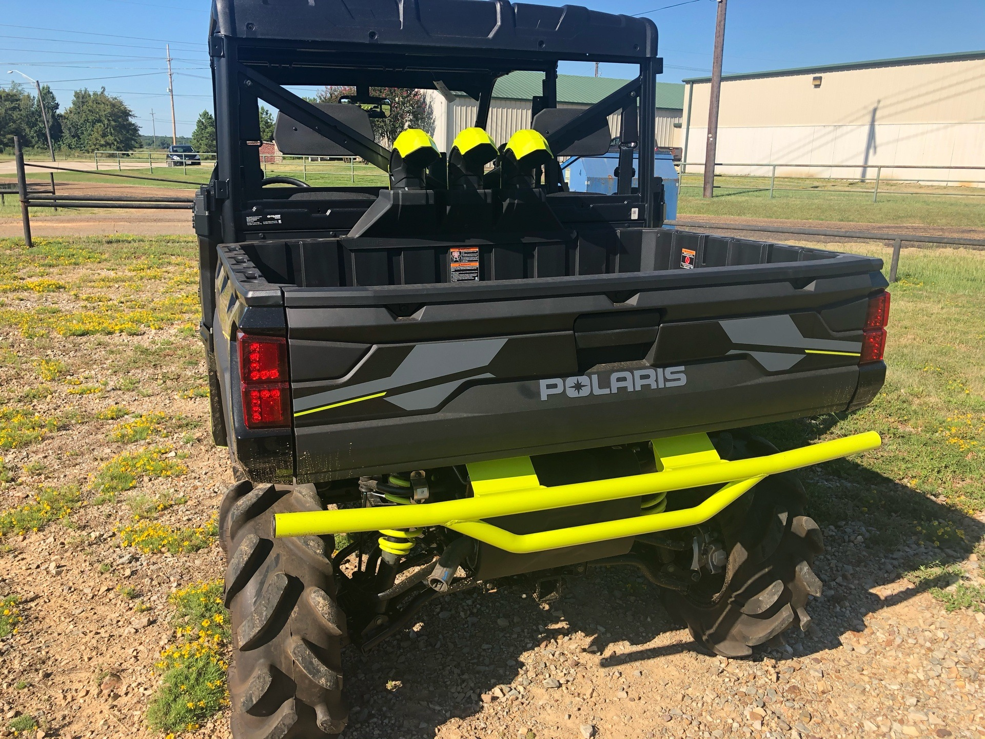 2020 Polaris Ranger Crew XP 1000 High Lifter Edition in Mount Pleasant, Texas - Photo 11