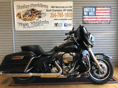 2015 Harley-Davidson Ultra Limited Low in South Charleston, West Virginia - Photo 1