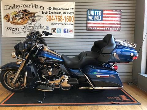 2018 Harley-Davidson 115th Anniversary Ultra Limited in South Charleston, West Virginia - Photo 4