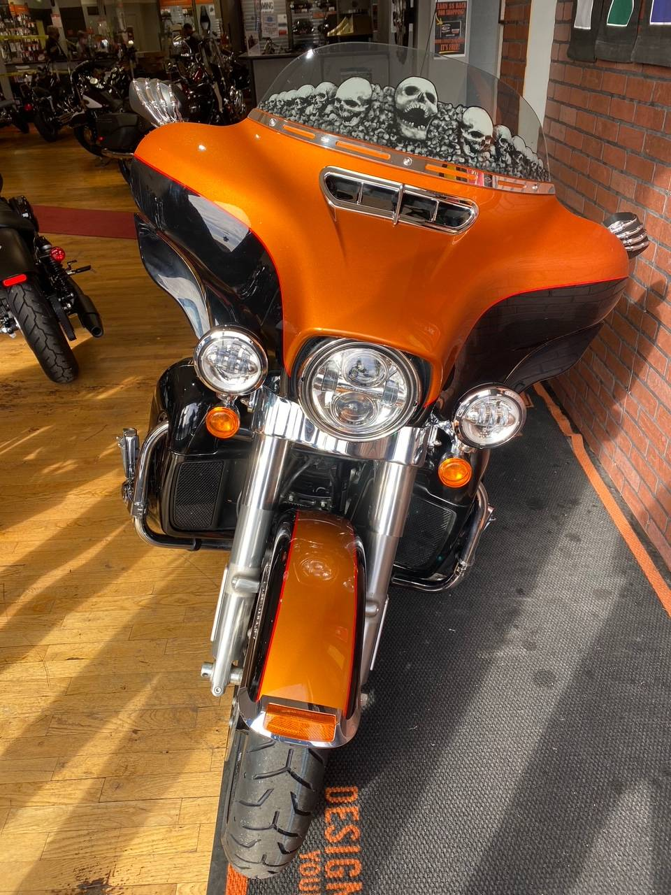 2016 Harley-Davidson Ultra Limited in South Charleston, West Virginia - Photo 7