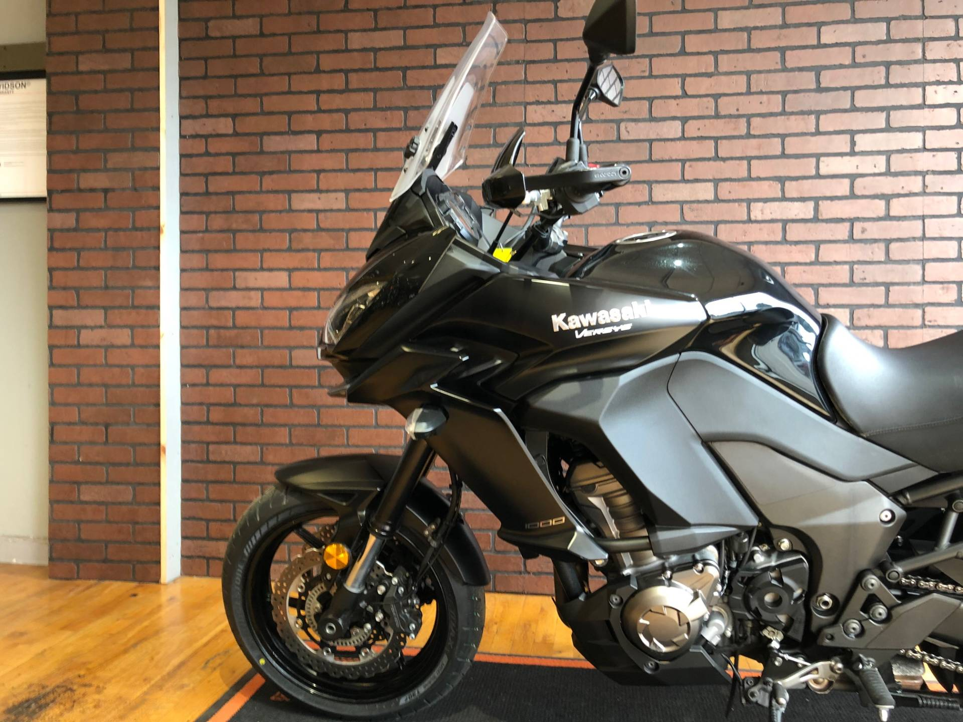 2015 Kawasaki Versys® 1000 LT in South Charleston, West Virginia - Photo 2