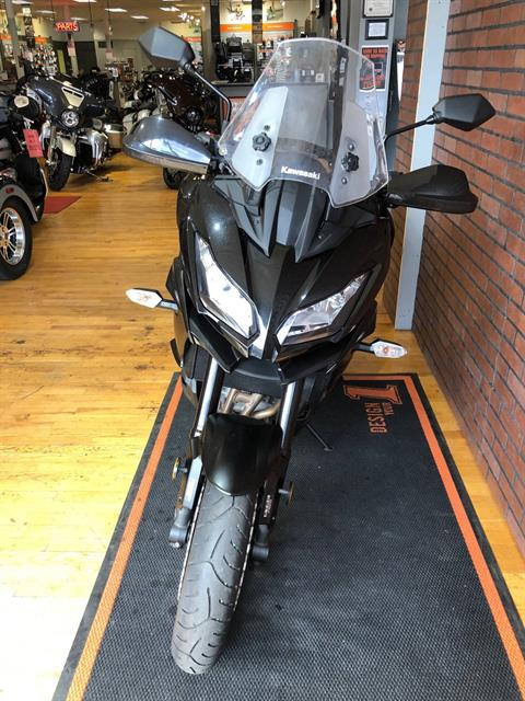2015 Kawasaki Versys® 1000 LT in South Charleston, West Virginia - Photo 7