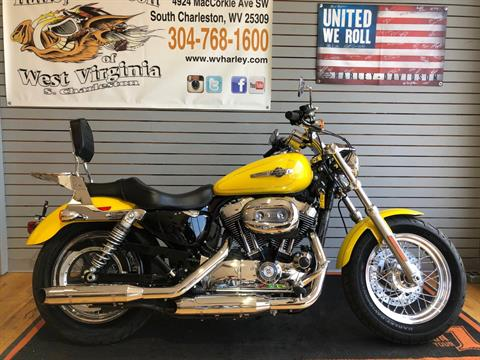 2017 Harley-Davidson 1200 Custom in South Charleston, West Virginia