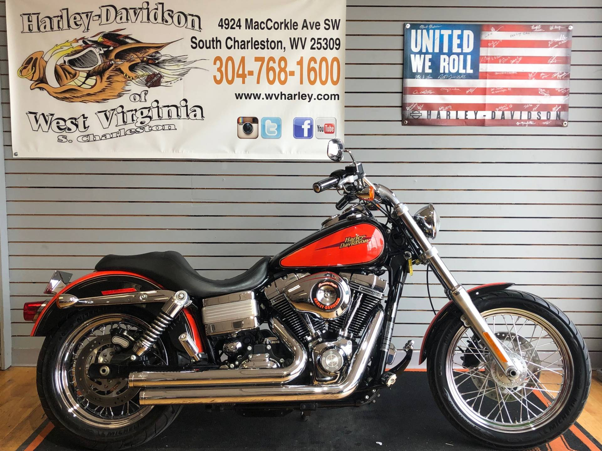 2009 Harley-Davidson FXDL in South Charleston, West Virginia - Photo 1