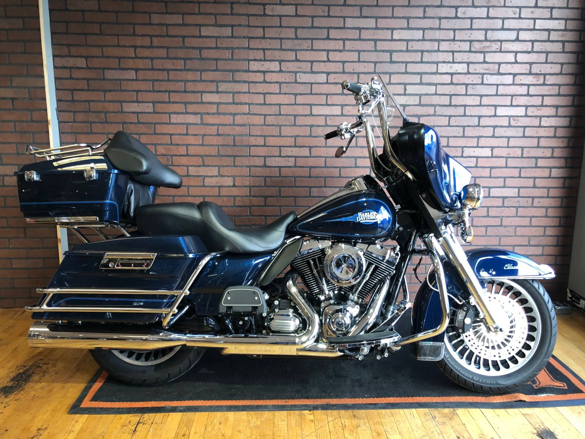2013 Harley-Davidson Electra Glide® Classic in South Charleston, West Virginia - Photo 1