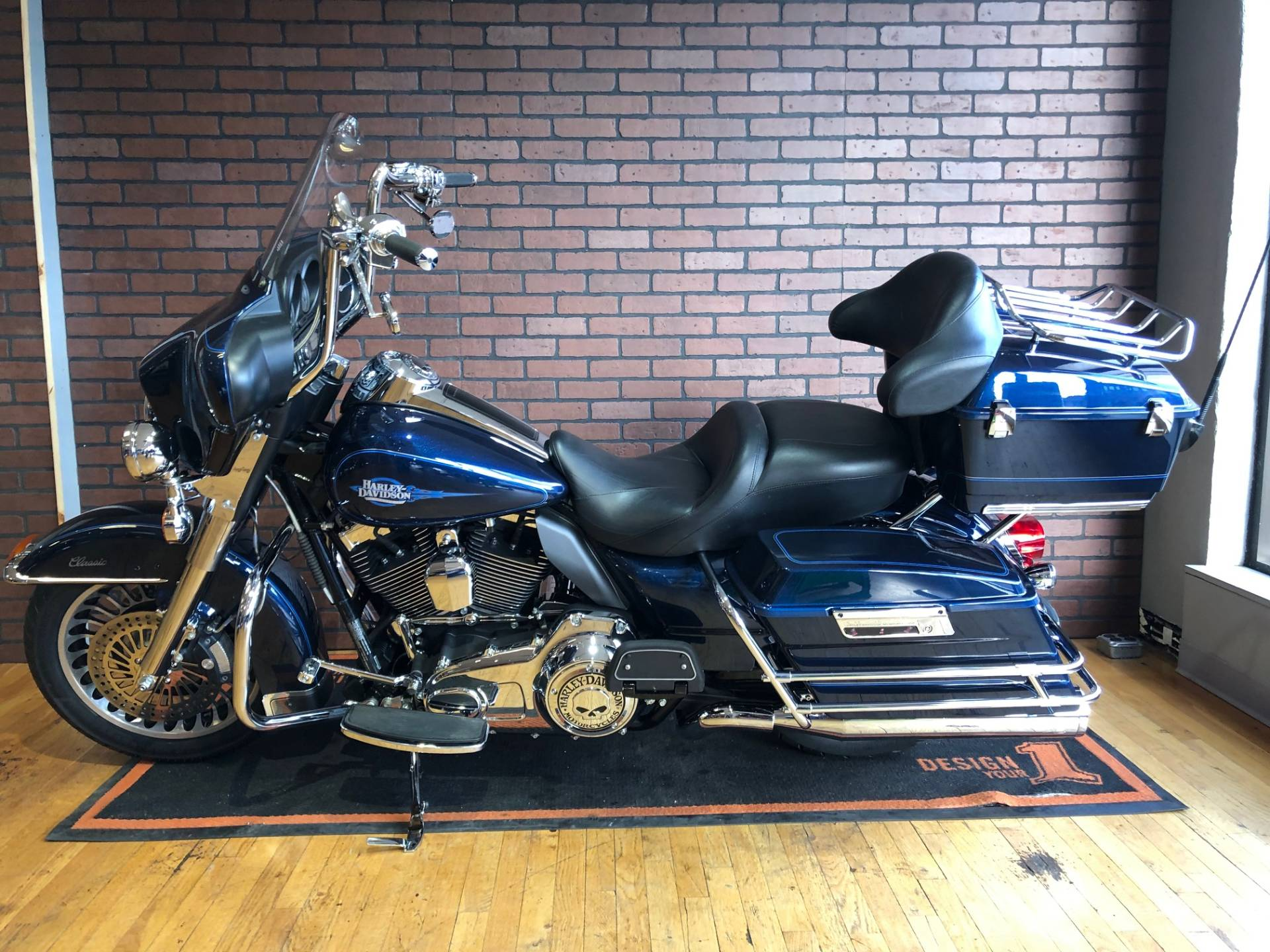 2013 Harley-Davidson Electra Glide® Classic in South Charleston, West Virginia - Photo 4