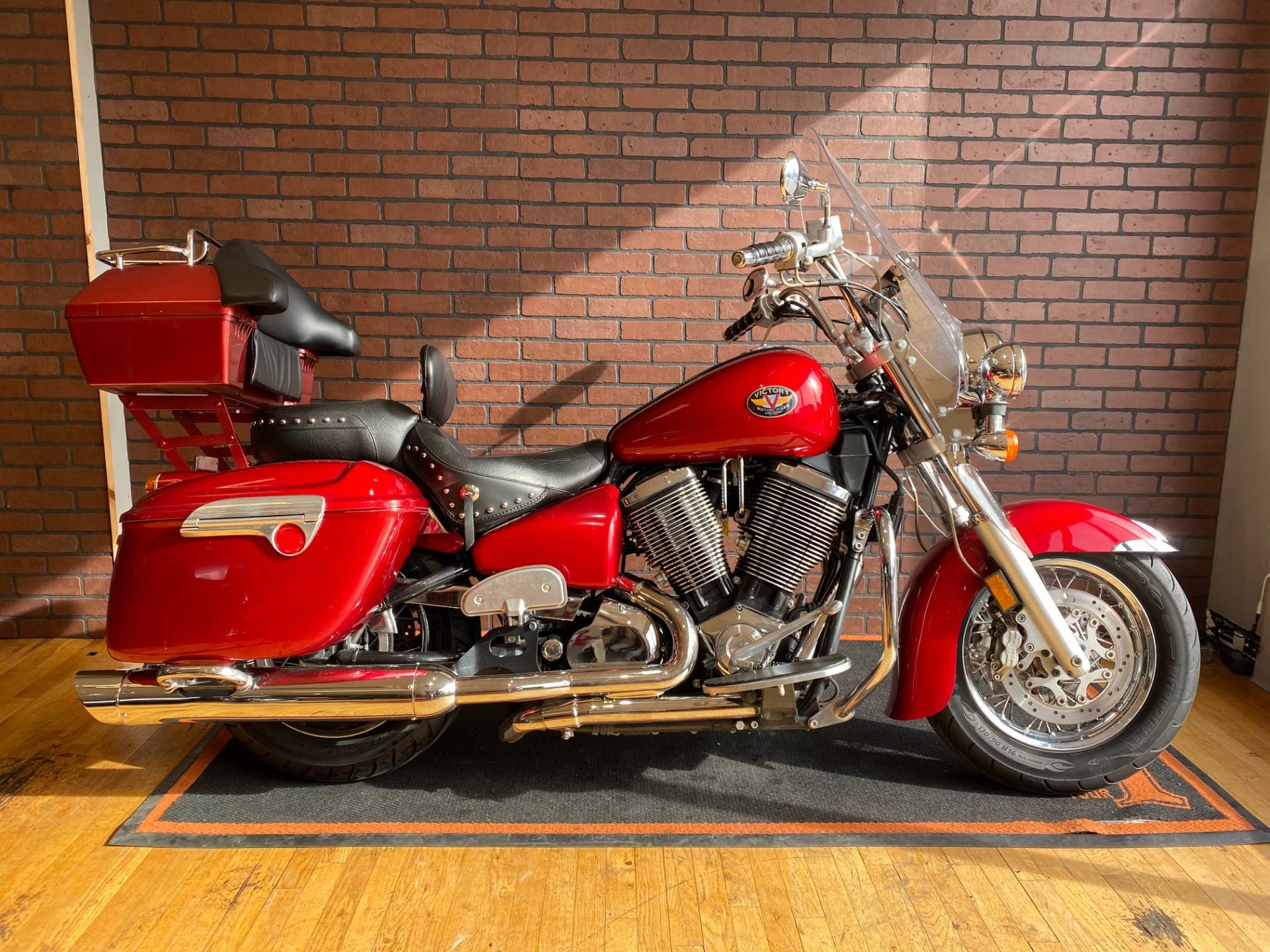 2003 Victory Touring Cruiser in South Charleston, West Virginia - Photo 1