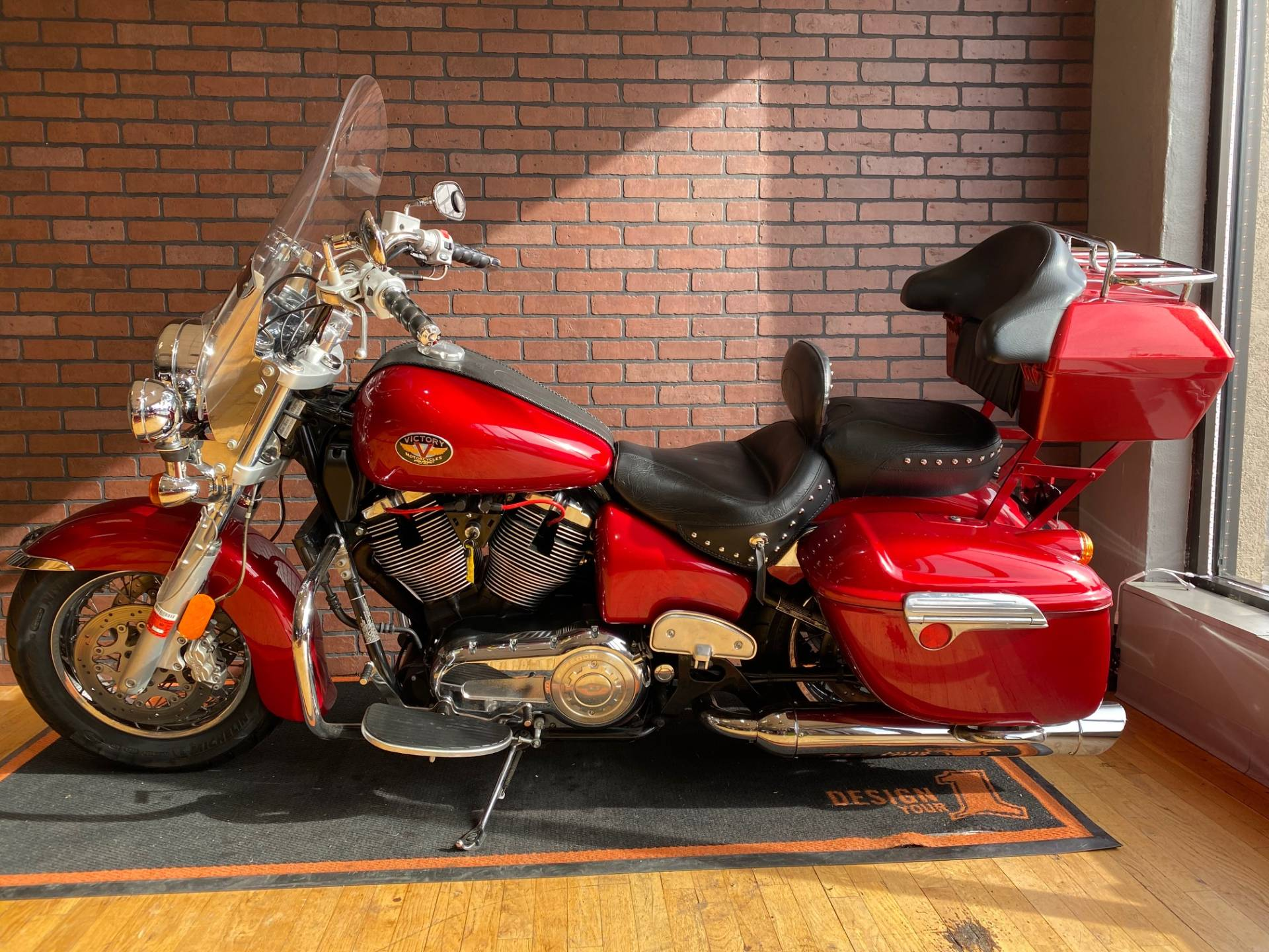 2003 Victory Touring Cruiser in South Charleston, West Virginia - Photo 4