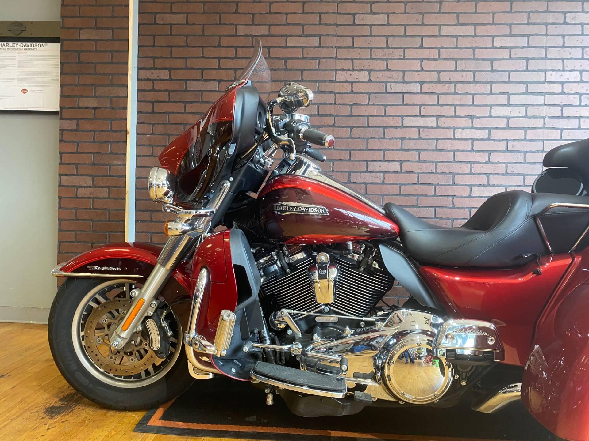 Used 2018 Harley-Davidson Tri Glide® Ultra   Motorcycles ...