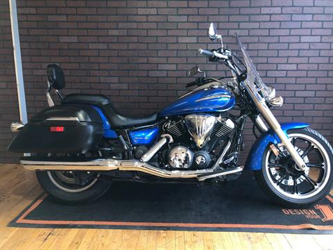2012 Yamaha V Star 950 Tourer in South Charleston, West Virginia - Photo 1