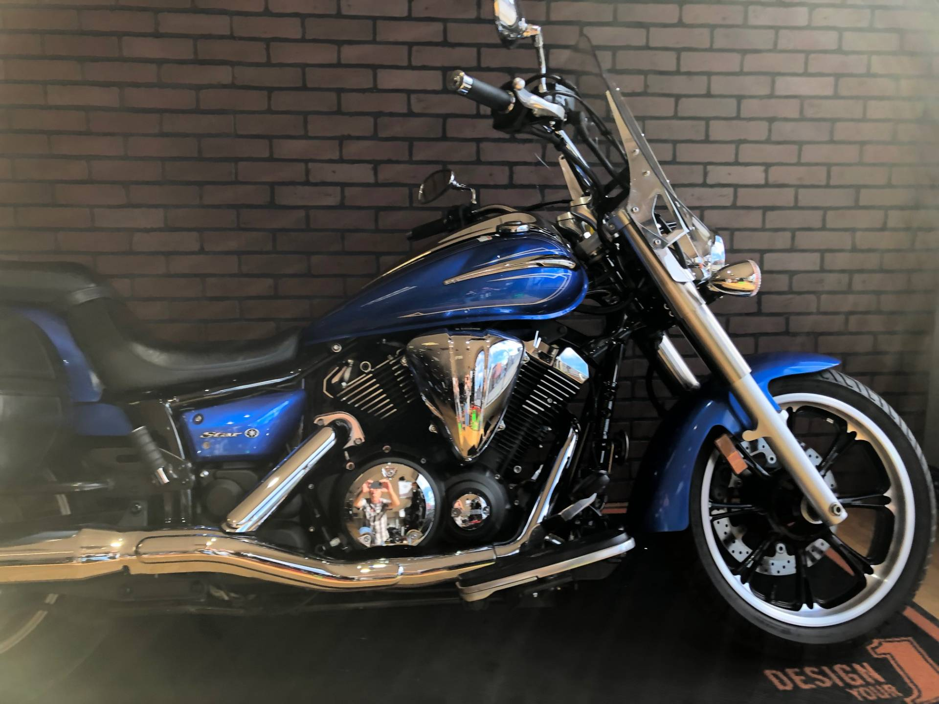 2012 Yamaha V Star 950 Tourer in South Charleston, West Virginia - Photo 2