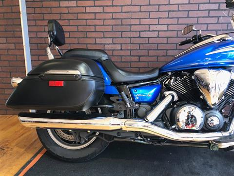 2012 Yamaha V Star 950 Tourer in South Charleston, West Virginia - Photo 3