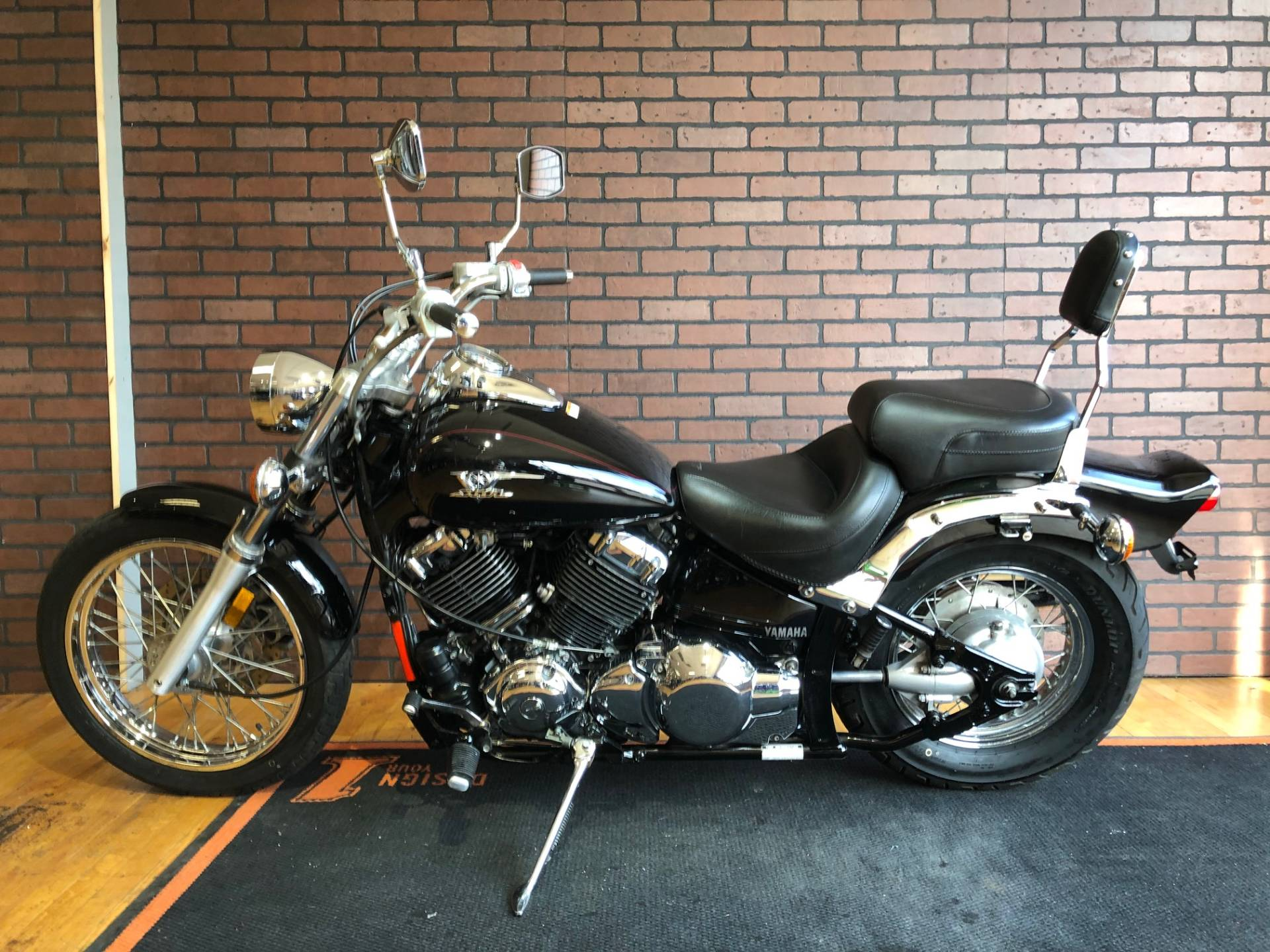 2004 Yamaha V Star 650 in South Charleston, West Virginia - Photo 4